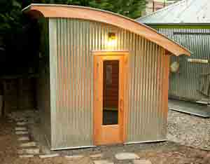 sauna-arciform