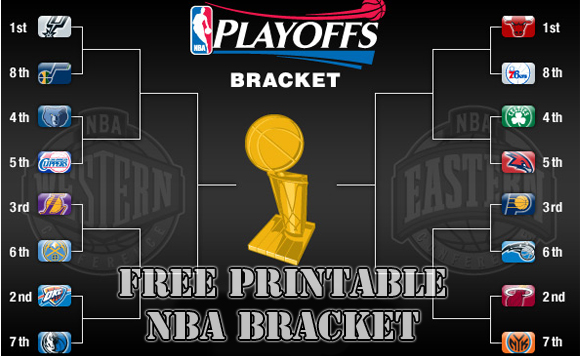 image regarding Nba Playoffs Printable Brackets called NBA Finals In Arciform