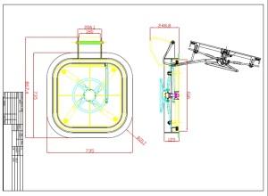 hatch drawing