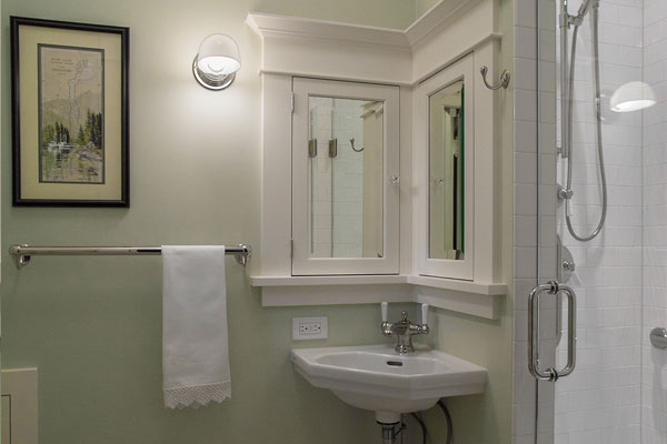 5 Clever Conveniences For A Small Bathroom Inside Arciform