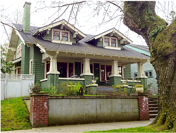 Historic Curb Appeal Maintaining Your Craftsman Inside