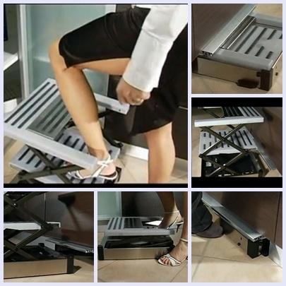 scalimera toe kick ladder