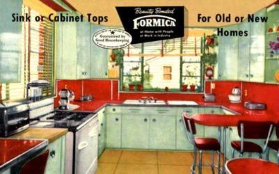 50s Kitchen