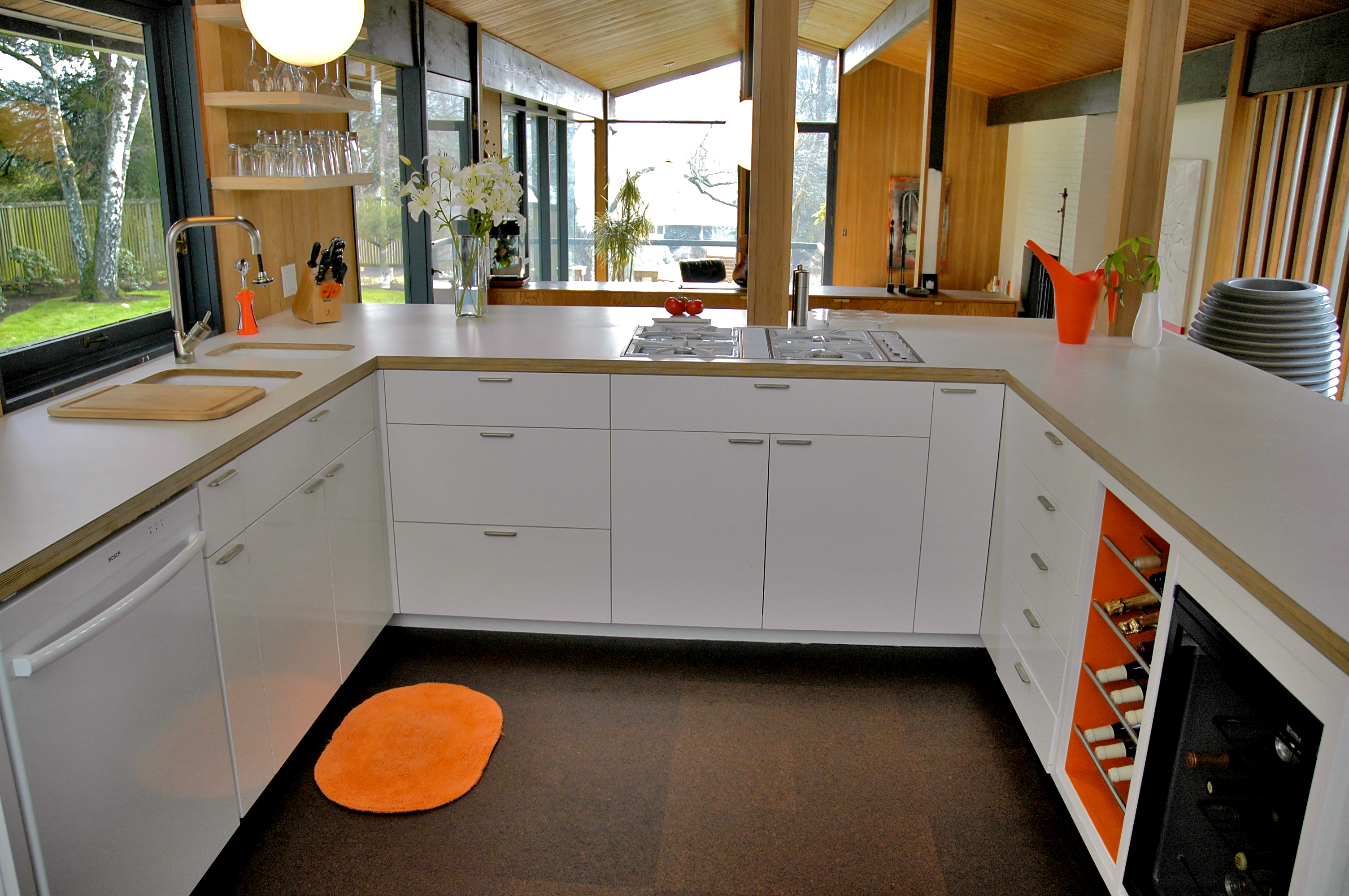 60S Kitchen Period Kitchens The '50S And '60S  Inside Arciform