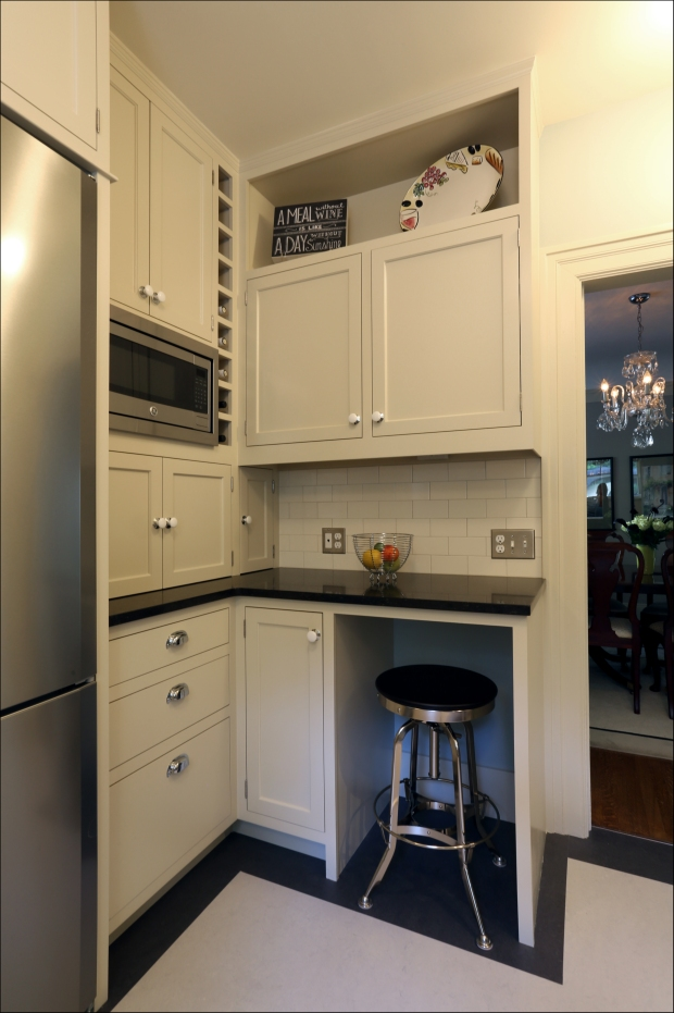 1900 1919 Arciform Portland Remodeling Design Build: Period Perfect Kitchen: Tens And Teens