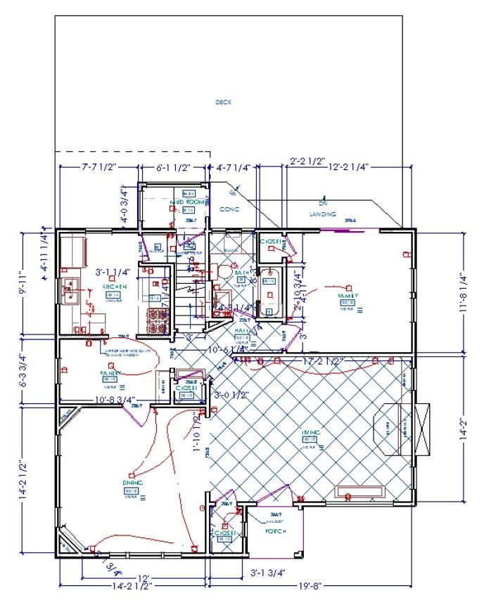 AS BUILT. RUNYON & ENGLE-Floor Plan Image