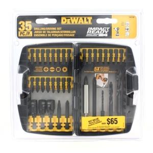 DeWalt-drill bit set