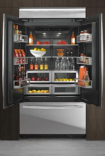 jenn-air-obsidian-refrigerator