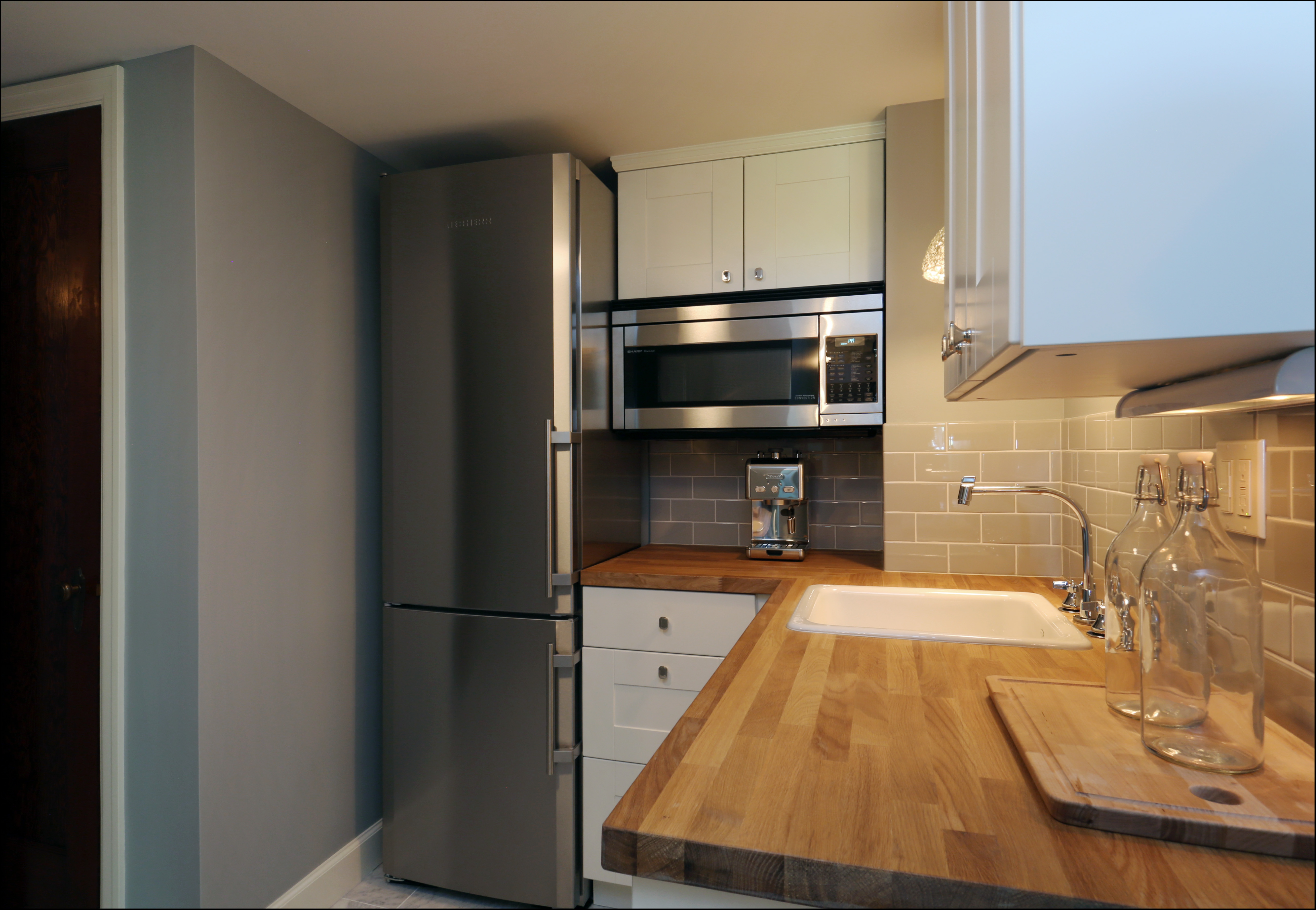 How To Make The Best Of Your Kitchenette: Inside Arciform