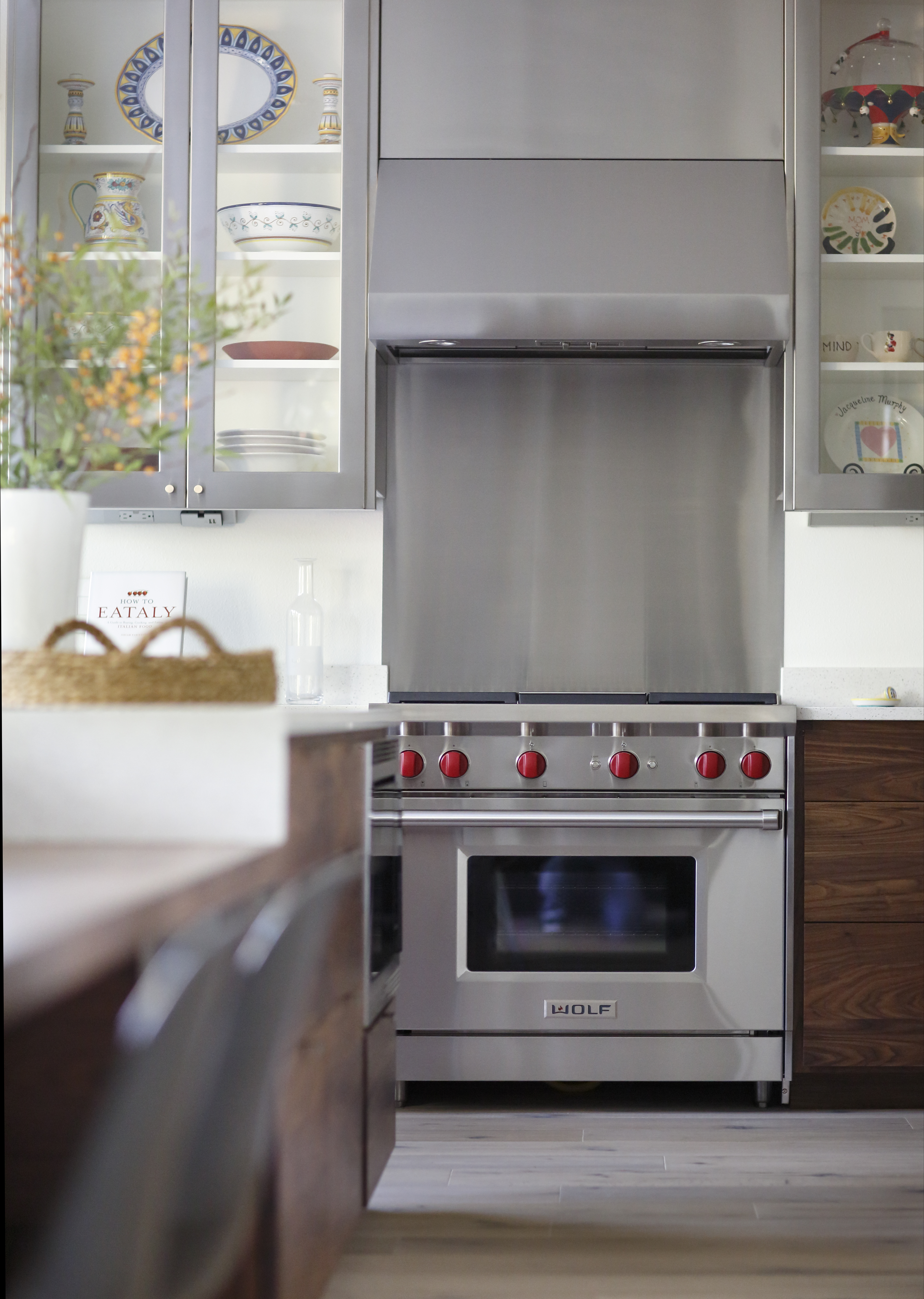 Stainless Steel Backsplash Kitchen A Backsplash With Personality Inside Arciform